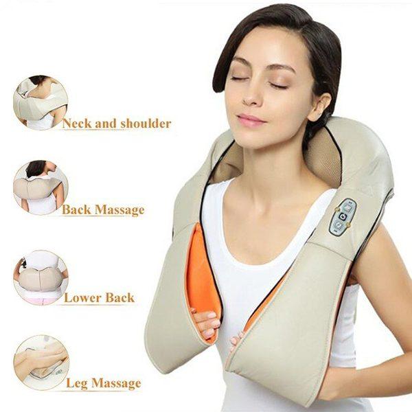 Shiatsu Neck & Shoulder Versatile Massager