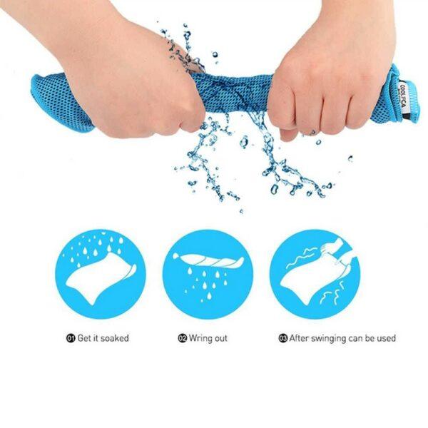 Super Cooling Towel