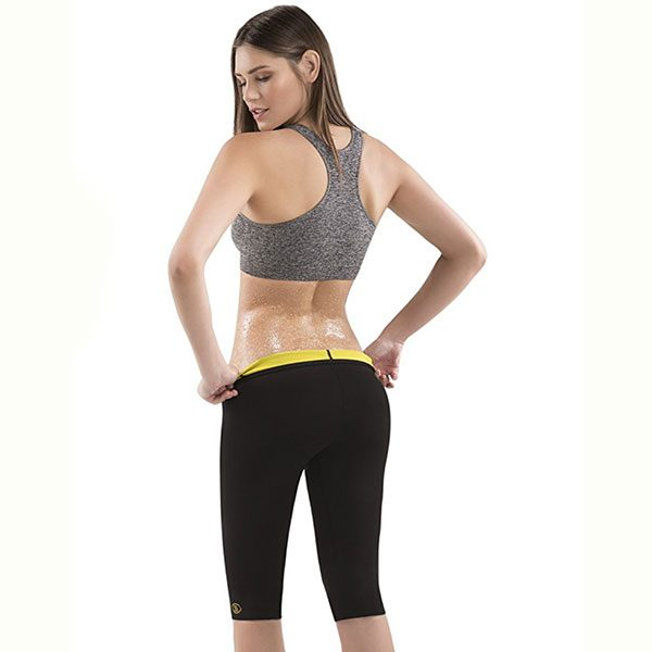 Hot Shapers Capri Pants | Sweat More for Slimmer Legs