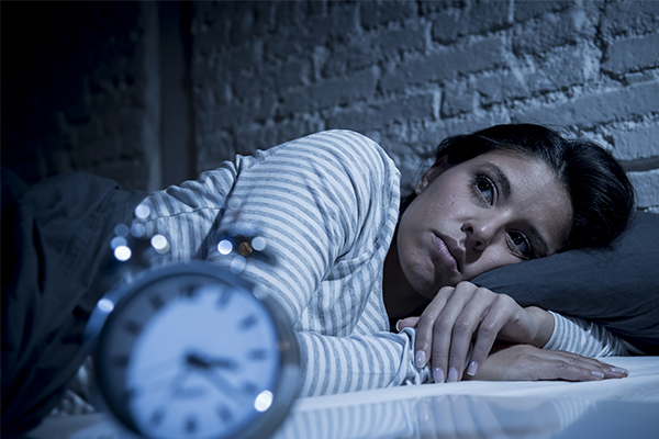 Sleeping Difficulties May Be Reflecting Your Health