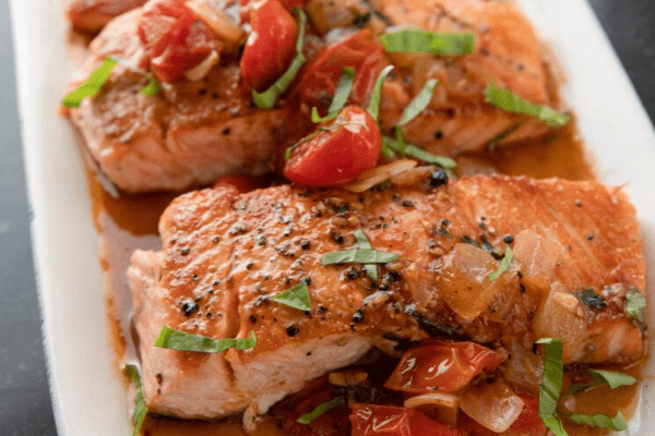 The Salmon Recipe That May Help to  Boost Your Vision