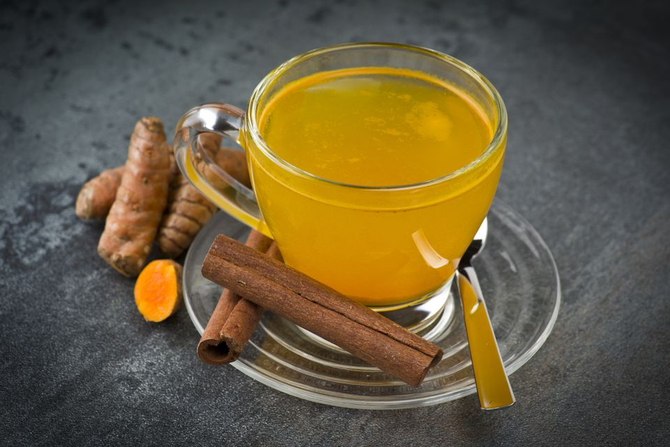 Turmeric Tea Benefits Immunity