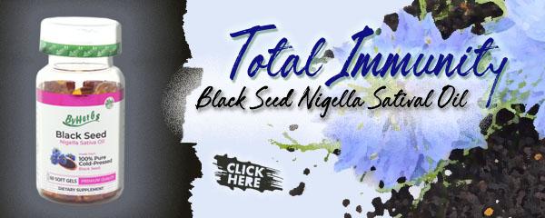 Black Seed Cold Pressed