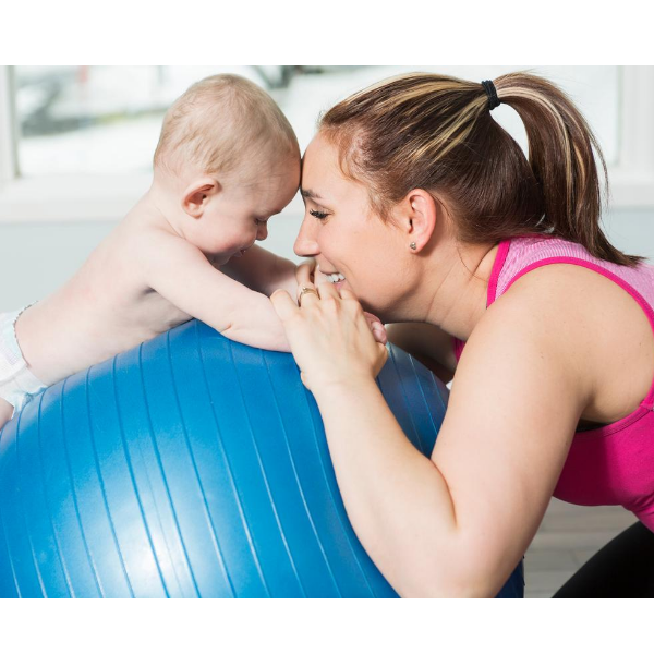 5 Post-Pregnancy Workouts