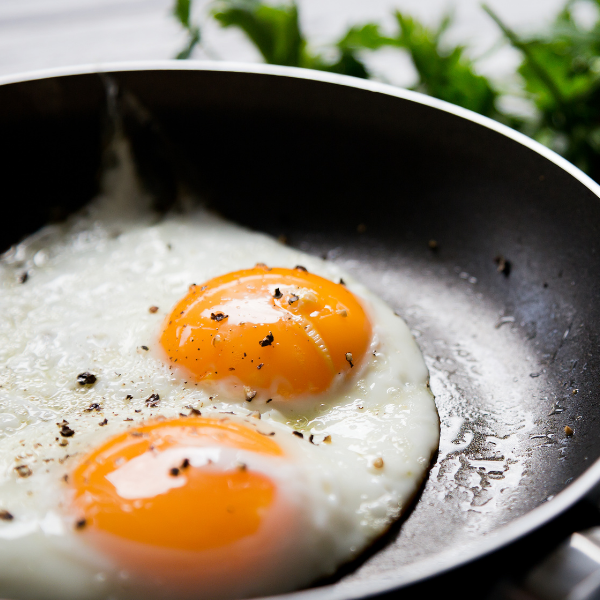 ELEVEN WAYS TO COOK AN EGG
