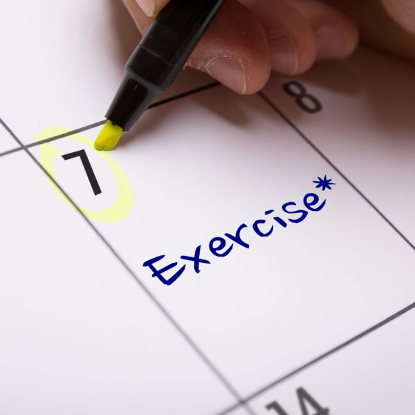 How to make exercise a habit that sticks