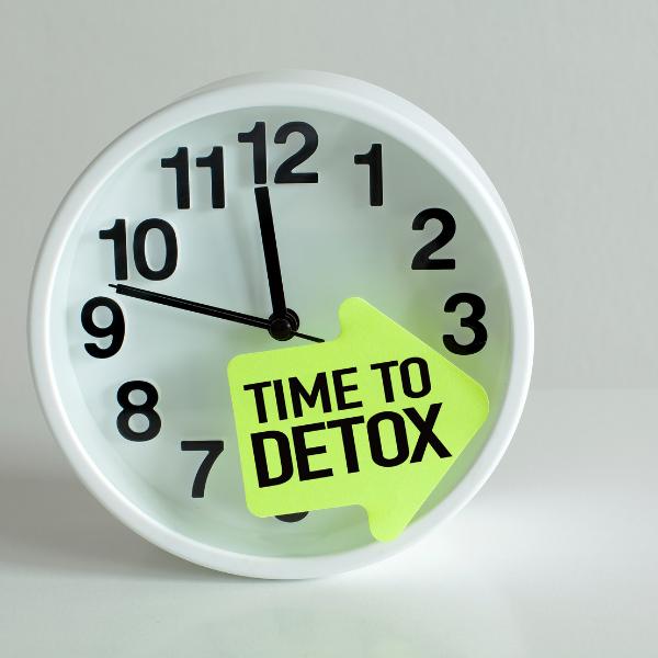5 Reasons to Detox