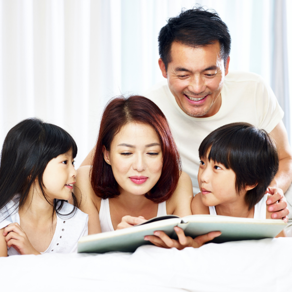 Six Tips to a more Effective Parenting