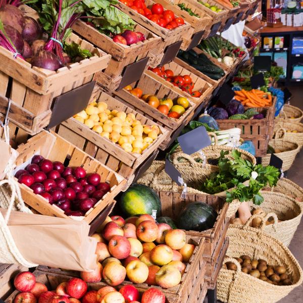 5 Anti-Aging Foods