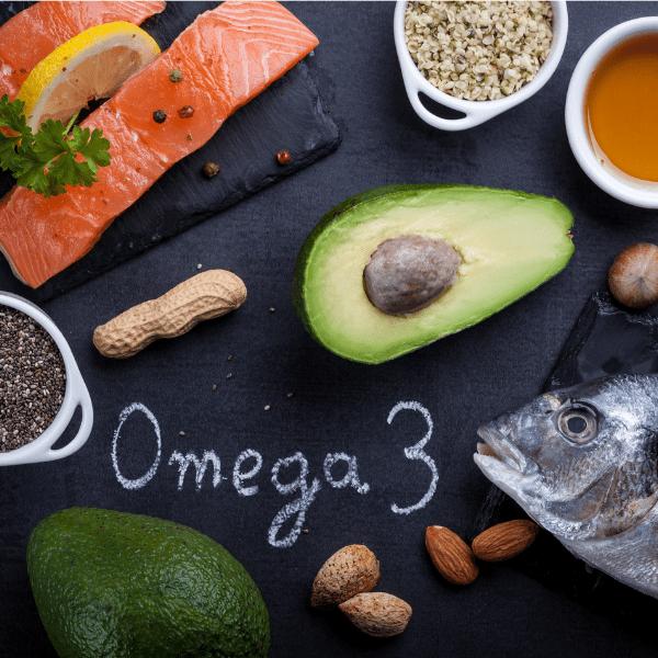 Omega-3 Deficiency Symptoms