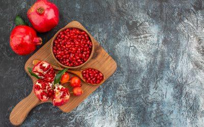 4 Benefits of Pomegranate